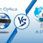 ¿Fibra óptica o ADSL? Comparaciones