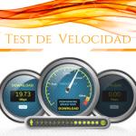 Test de velocidad ADSL y Fibra optica