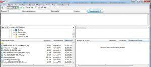 interfez filezilla client