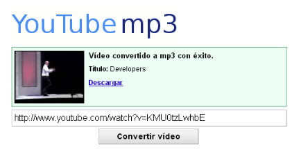 descargar videos desde youtube