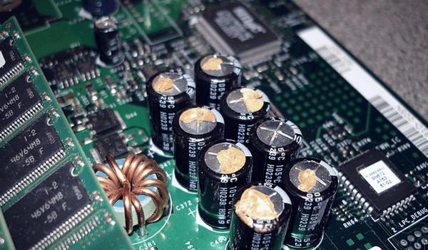 condensador-dañado