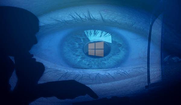 windows 10 espía
