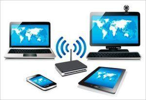 configuración red local