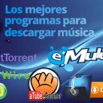 Programas para descargar música