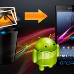 ¿Como recuperar fotos borradas en Android?