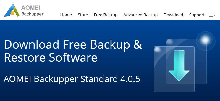 AOMEI-Backupper-Standard