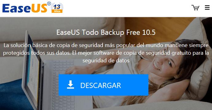 software EaseUS-Todo-Backup