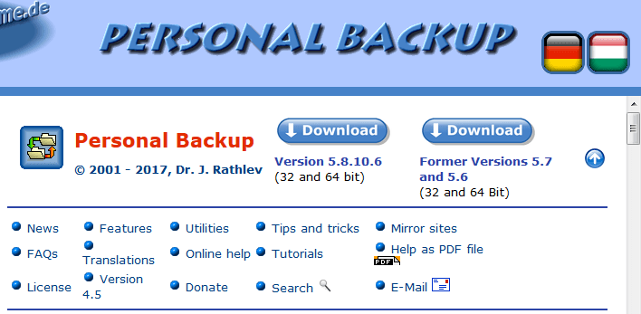 Personal-Backup