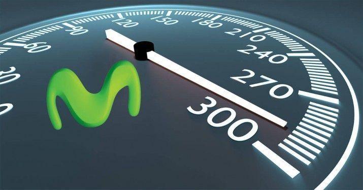 Test velocidad fibra movistar