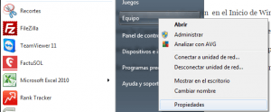 Entrando a memoria virtual windows