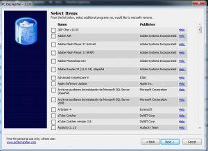 software para desinstalar aplicaciones facilmente 7