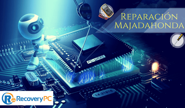 Reparacion ordenadores Majadahonda
