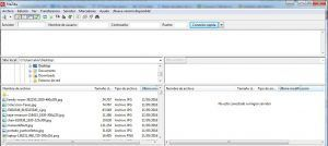 interfez filezilla client