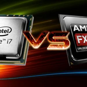 AMD vs  Intel Que Procesador Es Mejor