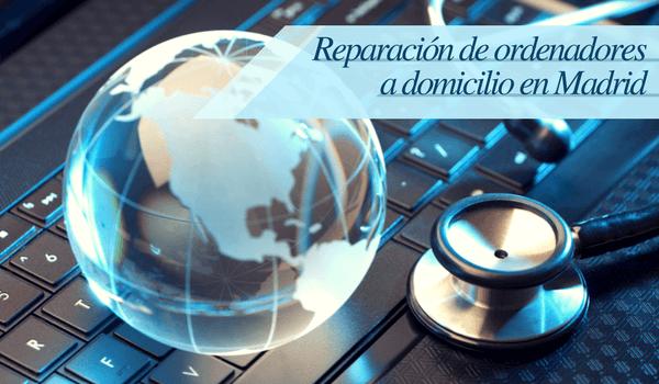 Reparar ordenadores Madrid