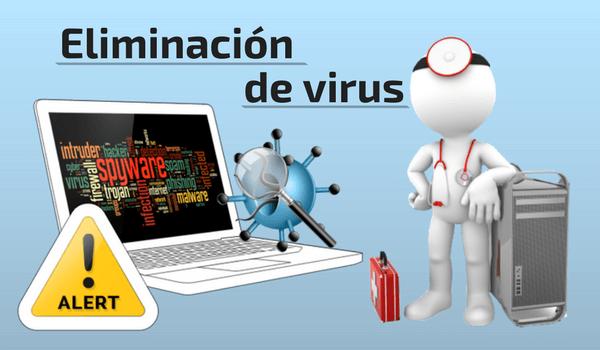 Eliminar-Virus-Ordenadores