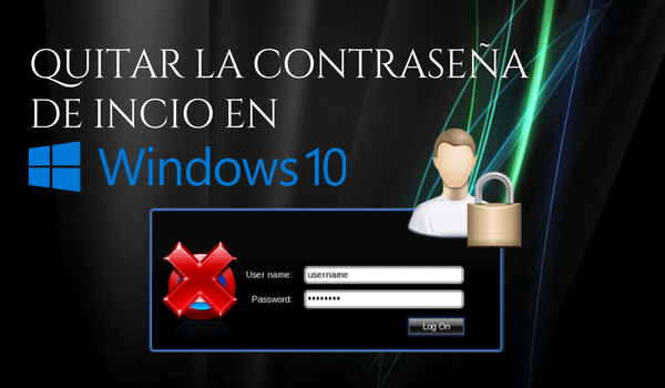 eliminar-contraseña-windows-10