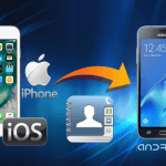 Cómo pasar contactos de iPhone a Android
