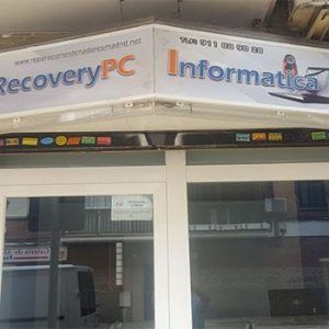 Recovery PC abre sus puertas en Madrid