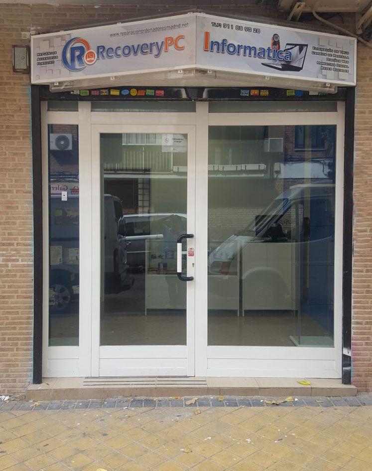Tienda de informatica en Madrid