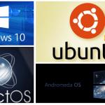 Los mejores sistemas operativos del 2018 mas recomendables