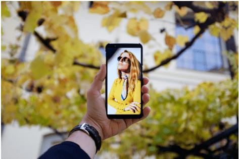 mejores telefonos moviles 2018