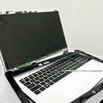 ¿Como cambiar o reparar la pantalla de un ordenador portátil?