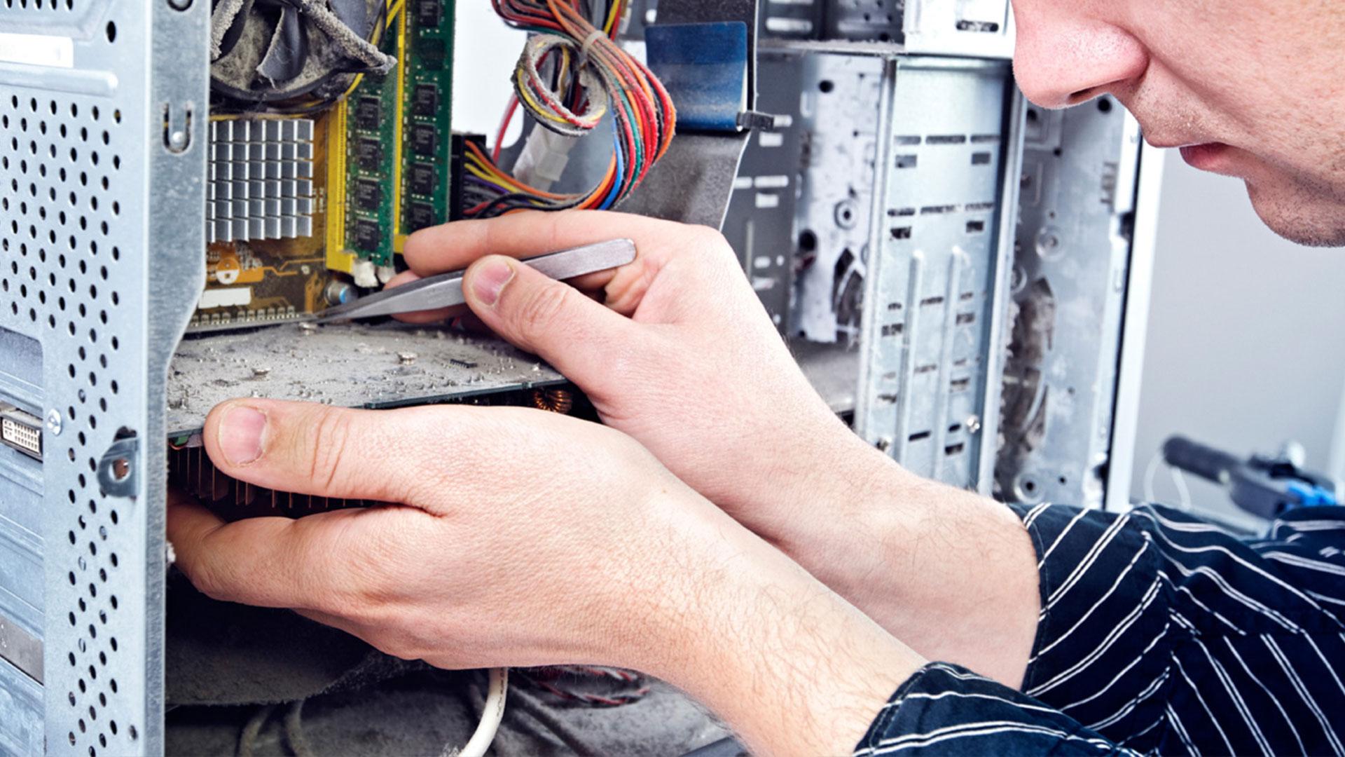 Reparación de ordenadores Moratalaz
