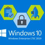 Windows 10 LTSC-un Windows limpio y ligero